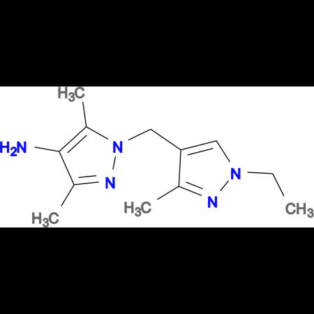 1-(1-Ethyl-3-methyl-1 H -pyrazol-4-ylmethyl)-3,5-dimethyl-1 H -pyrazol-4-ylamine