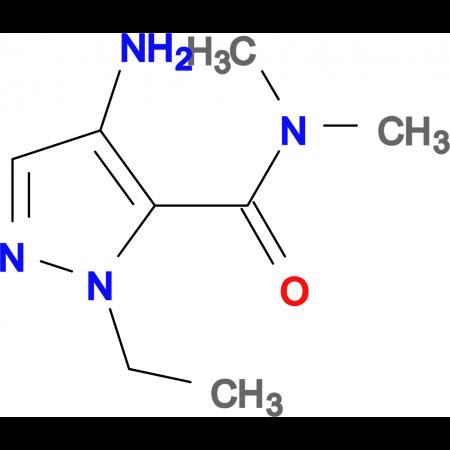 4-Amino-2-ethyl-2 H -pyrazole-3-carboxylic acid dimethylamide