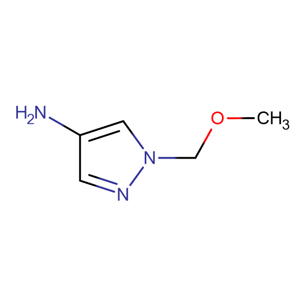 1-Methoxymethyl-1 H -pyrazol-4-ylamine