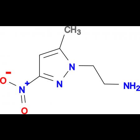 2-(5-Methyl-3-nitro-pyrazol-1-yl)-ethylamine