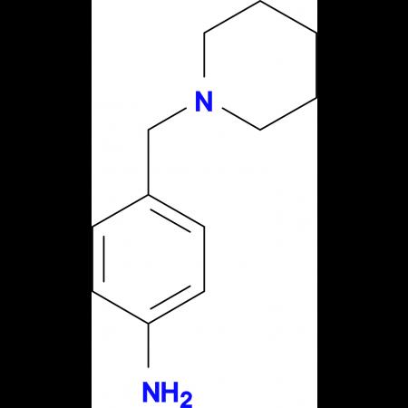4-Piperidin-1-ylmethyl-phenylamine