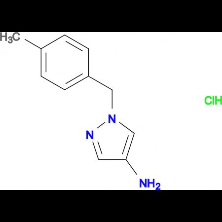 1-(4-Methyl-benzyl)-1 H -pyrazol-4-ylamine hydrochloride
