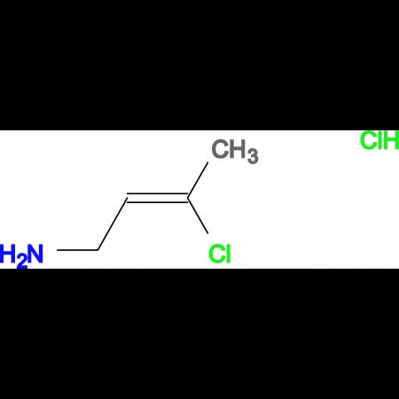 3-Chloro-but-2-enylamine hydrochloride