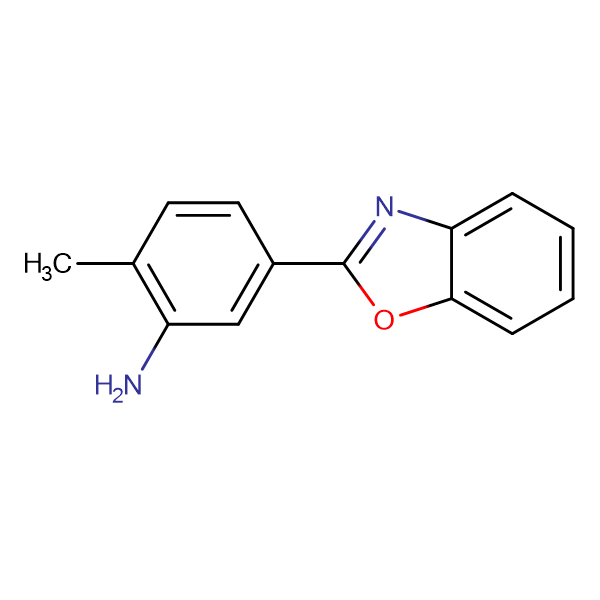 5-Benzooxazol-2-yl-2-methyl-phenylamine