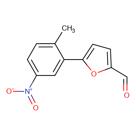 5-(2-Methyl-5-nitro-phenyl)-furan-2-carbaldehyde