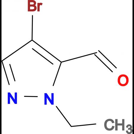 4-Bromo-2-ethyl-2 H -pyrazole-3-carbaldehyde