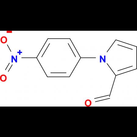 1-(4-Nitro-phenyl)-1 H -pyrrole-2-carbaldehyde