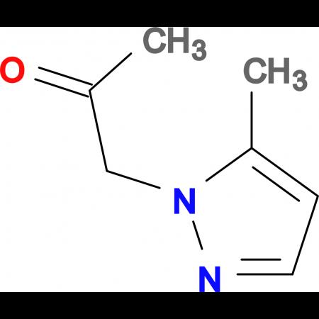 1-(5-Methyl-pyrazol-1-yl)-propan-2-one