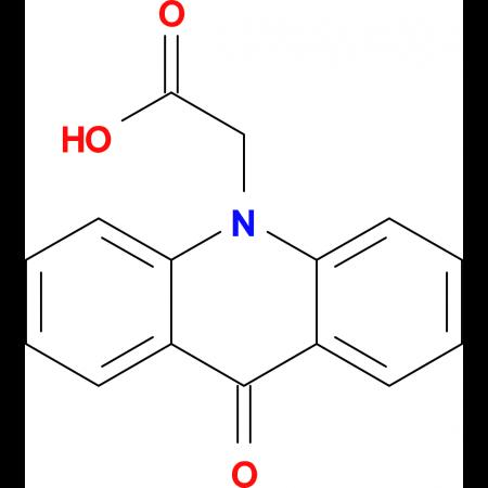(9-Oxo-9 H -acridin-10-yl)-acetic acid