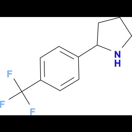 2-(4-Trifluoromethyl-phenyl)-pyrrolidine