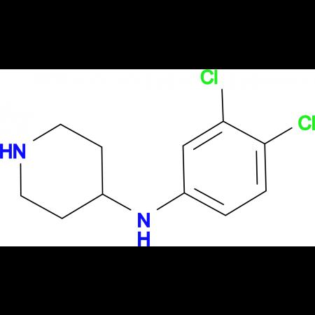 (3,4-Dichloro-phenyl)-piperidin-4-yl-amine