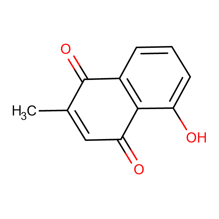 5-Hydroxy-2-methyl-[1,4]naphthoquinone