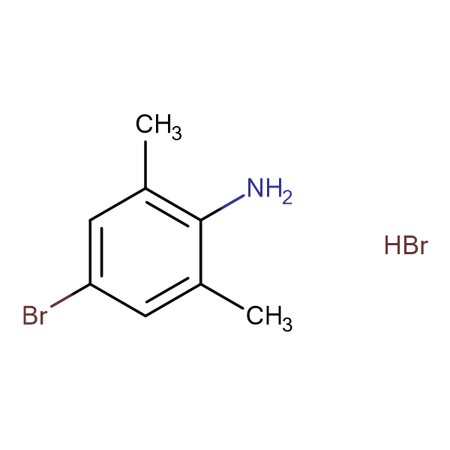 4-Bromo-2,6-dimethylaniline hydrobromide