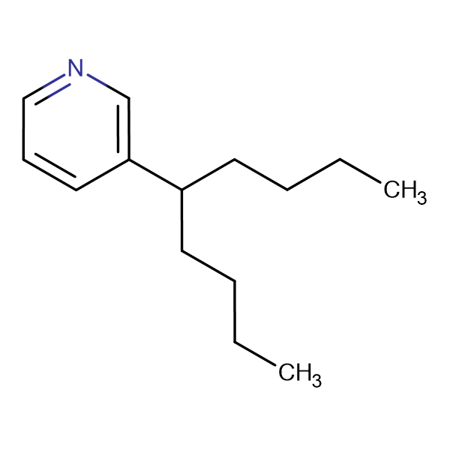 3-(1-Butyl-pentyl)-pyridine