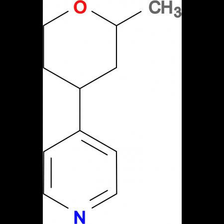 4-(2-Methyltetrahydro-2H-pyran-4-yl)-pyridine