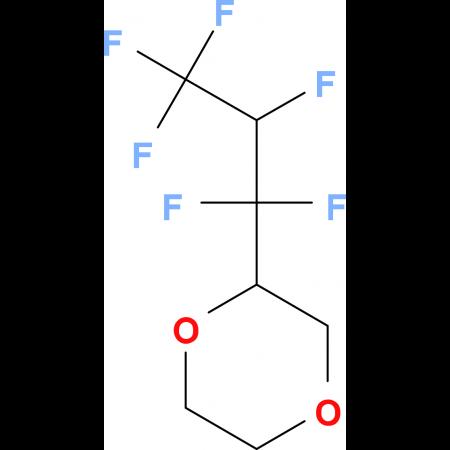 2-(1,1,2,3,3,3-Hexafluoro-propyl)-[1,4]dioxane