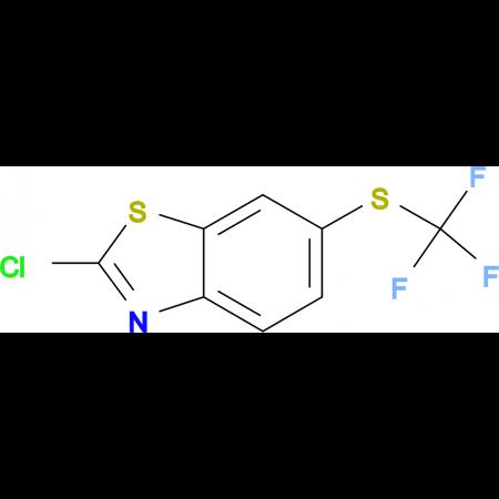 2-Chloro-6-trifluoromethylsulfanyl-benzothiazole