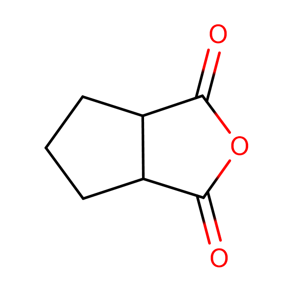 Cyclopentane-1,2-dicarboxylic acid anhydride 5763-49-5 10-033044