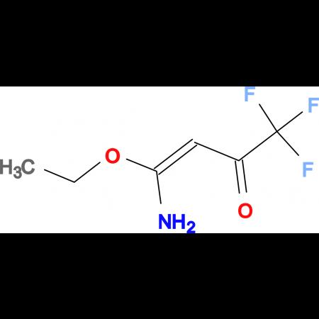 (E)-4-Amino-4-ethoxy-1,1,1-trifluorobut-3-en-2-one