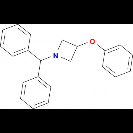 1-Benzhydryl-3-phenoxy-azetidine