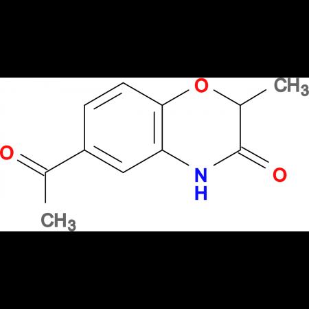 6-Acetyl-2-methyl-2H-benzo[b][1,4]oxazin-3(4H)-one