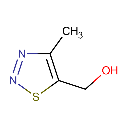 4-Methyl-1,2,3-thiadiazole-5-methanol