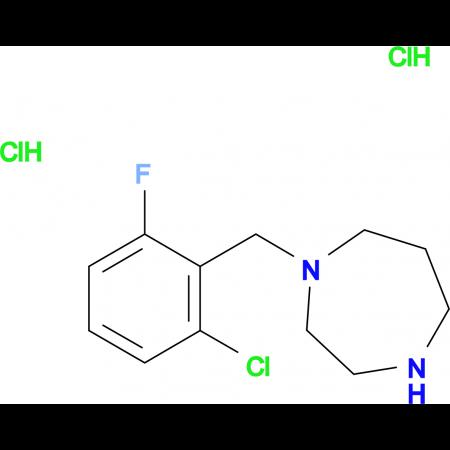 1-(2-Chloro-6-fluoro-benzyl)-[1,4]diazepanedihydrochloride