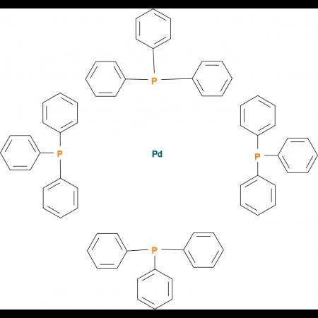 Palladium (0) tetrakis(triphenylphosphine)
