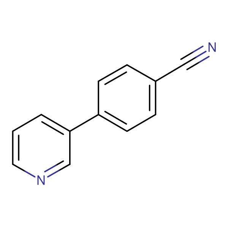 4-Pyridin-3-yl-benzonitrile