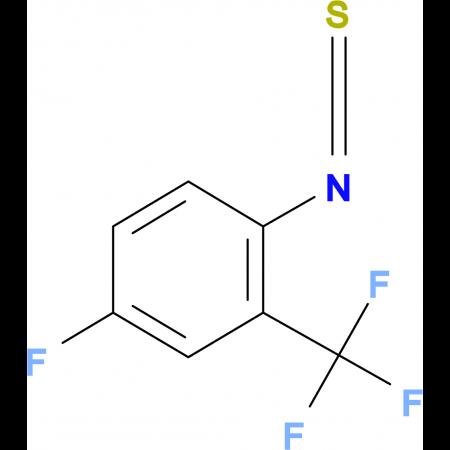 4-Fluoro-2-(trifluoromethyl)phenylisothiocyanate