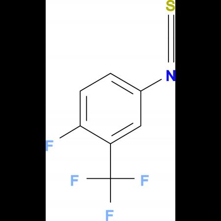 4-Fluoro-3-(trifluoromethyl)phenylisothiocyanate