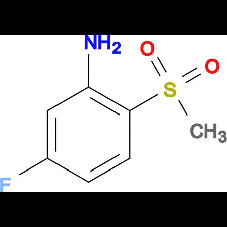5-Fluoro-2-methylsulfonylaniline