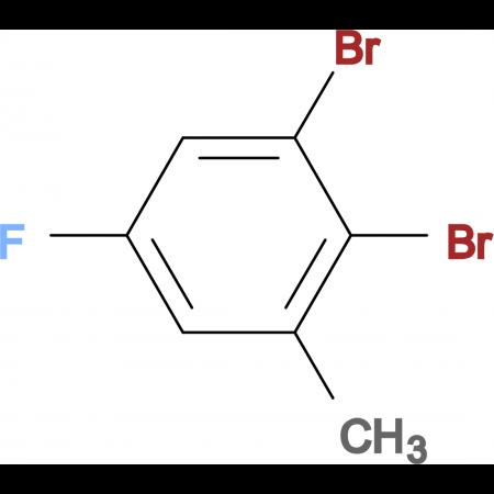 2,3-Dibromo-5-fluorotoluene