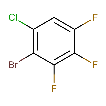 2-Bromo-1-chloro-3,4,5-trifluorobenzene