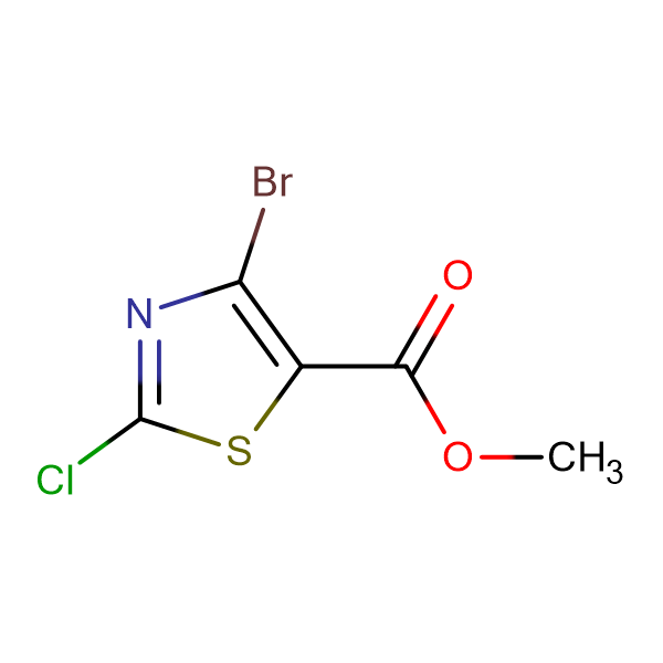 Methyl 4-bromo-2-chlorothiazole-5-carboxylate
