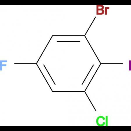 2-Bromo-4-fluoro-6-chloroiodobenzene