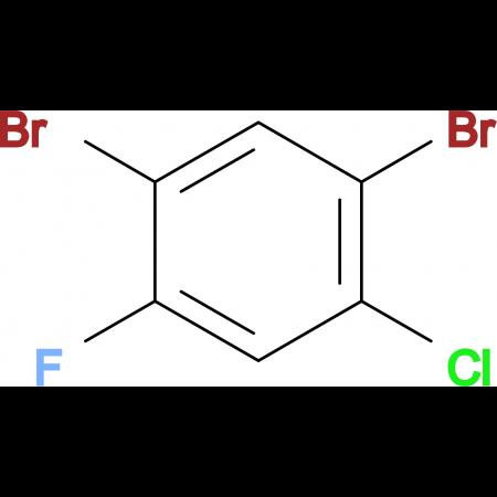 2,4-Dibromo-5-fluorochlorobenzene