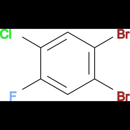 2-Chloro-3,4-dibromofluorobenzene