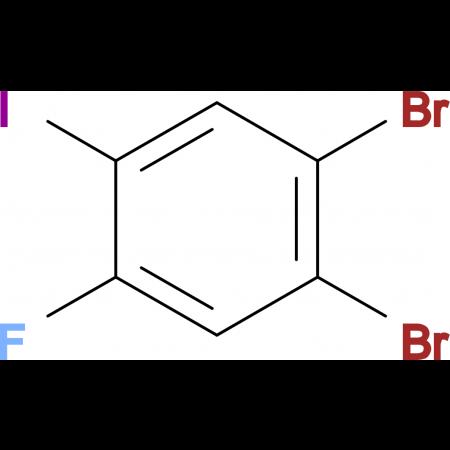 3,4-Dibromo-6-fluoroiodobenzene