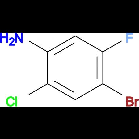 4-Bromo-2-chloro-5-fluoroaniline
