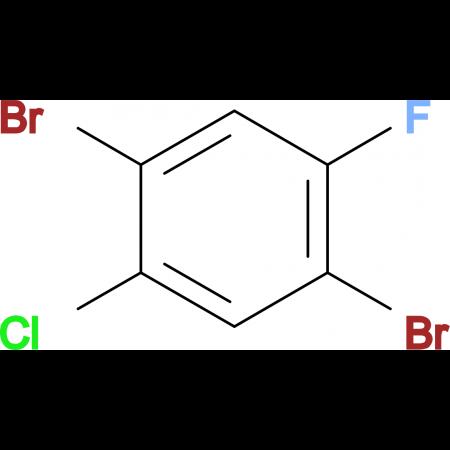 2,5-Dibromo-4-fluorochlorobenzene