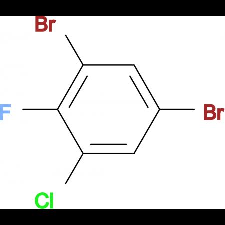3,5-Dibromo-2-fluorochlorobenzene
