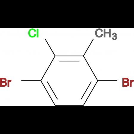 3,6-Dibromo-2-chlorotoluene