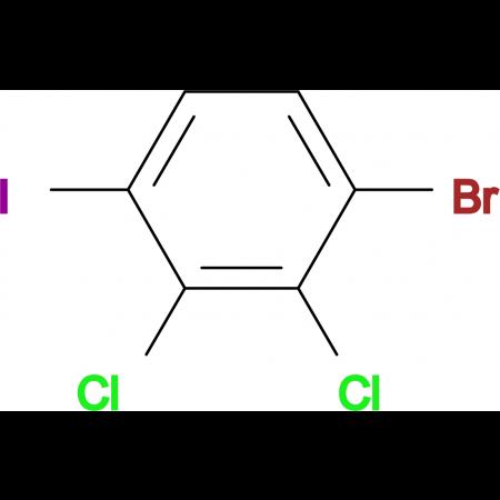 4-Bromo-2,3-dichloroiodobenzene