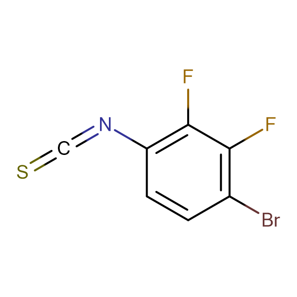 4-Bromo-2,3-difluorophenyl isothiocyanate