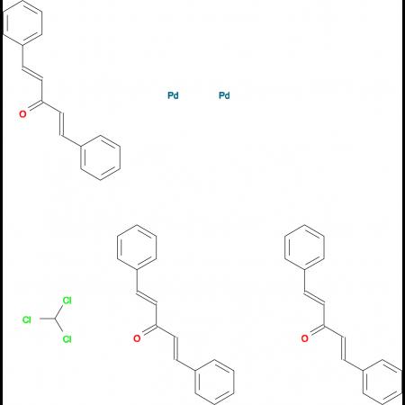 Tris(Dibenzylideneacetone)dipalladium (0)chloroform adduct