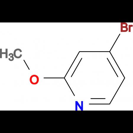 4-Bromo-2-methoxypyridine