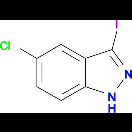 5-Chloro-3-iodo-1H-indazole