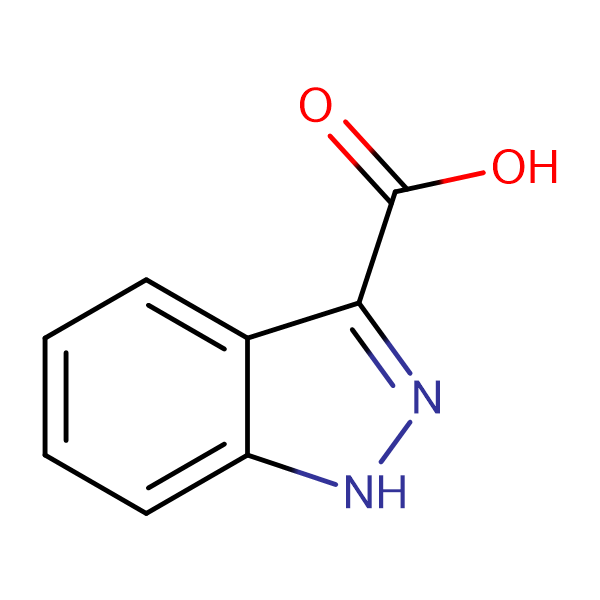 1H-Indazole-3-carboxylic acid