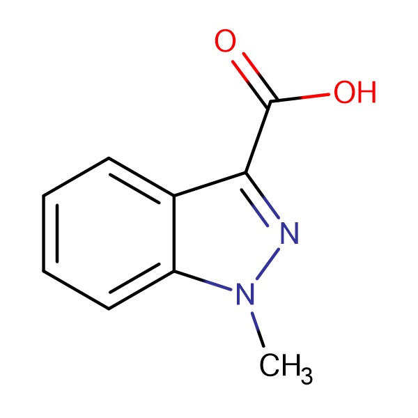 1-Methylindazole-3-carboxylic acid